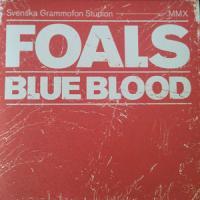 Canción 'Blue Blood' interpretada por Foals