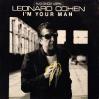 I´M YOUR MAN letra LEONARD COHEN
