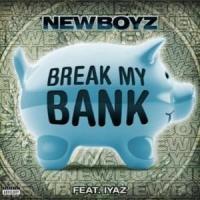 BREAK MY BANK letra IYAZ