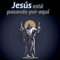 Jesús está pasando por aquí de Coros Cristianos