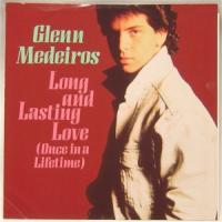 LONG AND LASTING LOVE letra GLENN MEDEIROS