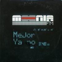 Canción 'Mejor Ya No' interpretada por Moenia