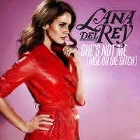 Canción 'She's Not Me' interpretada por Lana Del Rey