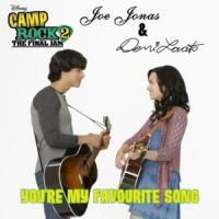 Canción 'You're my favorite song' interpretada por Demi Lovato