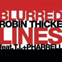 'Blurred Lines' de Robin Thicke