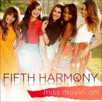 Miss Movin' on de Fifth Harmony