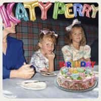 Canción 'Birthday' interpretada por Katy Perry