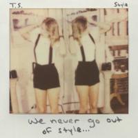 Canción 'Style' interpretada por Taylor Swift