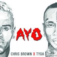 Canción 'Ayo' interpretada por Chris Brown