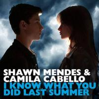 I KNOW WHAT YOU DID LAST SUMMER letra SHAWN MENDES