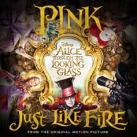 JUST LIKE FIRE letra PINK