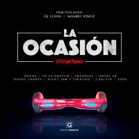 Canción 'La ocasion remix (De La Ghetto Ft. Arcangel, Ozuna)' interpretada por Anuel AA