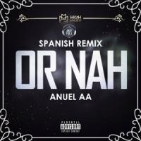 Canción 'Or nah' interpretada por Anuel AA
