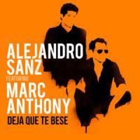 Canción 'Deja Que Te Bese' interpretada por Alejandro Sanz
