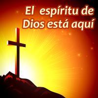 El  espíritu de Dios está aquí de Coros Cristianos
