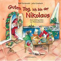 Canción 'Guten Tag ich bin der Nikolaus' interpretada por Rolf Zuckowski