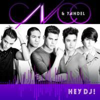 Canción 'Hey DJ' interpretada por CNCO