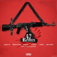 Canción '47 (Remix)' interpretada por Bad Bunny