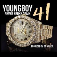 Canción '41' interpretada por YoungBoy Never Broke Again