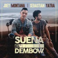 Canción 'Suena El Dembow' interpretada por Joey Montana