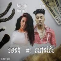 Canción 'Cash Me Outside' interpretada por Bhad Bhabie