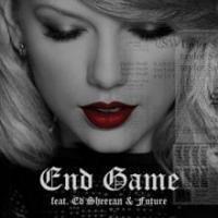 Canción 'End Game' interpretada por Taylor Swift