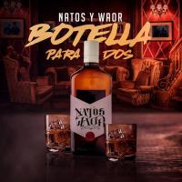Botella Para Dos de Natos y Waor