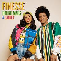 FINESSE REMIX letra BRUNO MARS