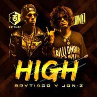Canción 'High' interpretada por Brytiago