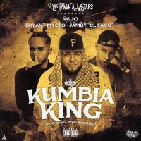 Canción 'Cumbia King' interpretada por Jamby El Favo