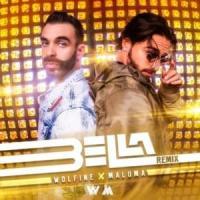 Canción 'Bella Remix' interpretada por Maluma