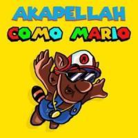 Canción 'Como Mario' interpretada por Akapellah