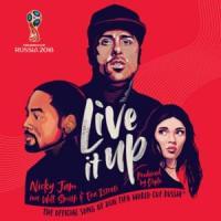 Canción 'Live It Up' interpretada por Nicky Jam