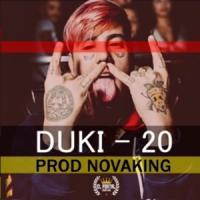 Canción '20' interpretada por Duki