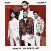 Canción 'Amigos Con Derechos' interpretada por Reik