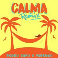 Canción 'Calma Remix' interpretada por Pedro Capó