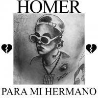 Canción 'Para Mi Hermano' interpretada por Homer El Mero Mero