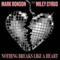 Canción 'Nothing Breaks Like a Heart' interpretada por Mark Ronson