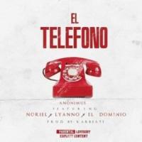 Canción 'El Teléfono' interpretada por Noriel