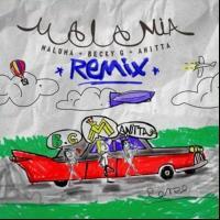 Canción 'Mala Mía Remix' interpretada por Maluma