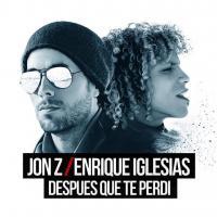 Canción 'Después Que Te Perdí' interpretada por Enrique Iglesias