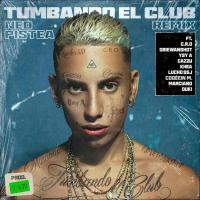 Canción 'Tumbando El Club Remix' interpretada por Neo Pistéa