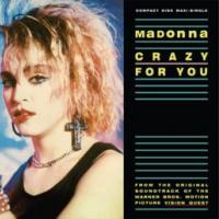 Canción 'Crazy For You' interpretada por Madonna