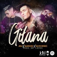 Canción 'Gitana' interpretada por JdM (Jesús de Manuel)