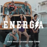 Canción 'Energía' interpretada por Kenia OS
