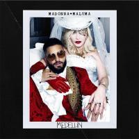 Canción 'Medellín' interpretada por Madonna