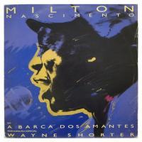 Canción 'A Barca dos Amantes' interpretada por Milton Nascimento