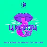 Canción 'La Mentira Remix' interpretada por Brytiago