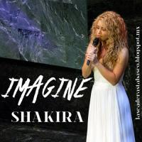 IMAGINE letra SHAKIRA