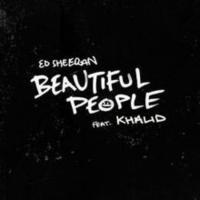Canción 'Beautiful People' interpretada por Ed Sheeran